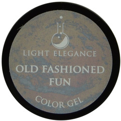 Light Elegance Old Fashioned Fun Color Gel (UV / LED Gel)