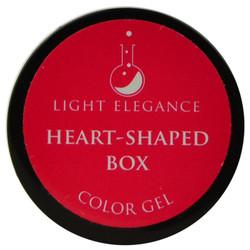Light Elegance Heart-Shaped Box Color Gel (UV / LED Gel)