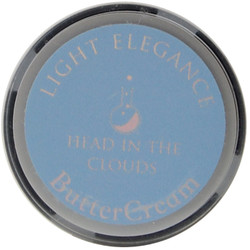 Light Elegance Head in the Clouds Buttercream (UV / LED Gel)