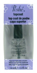 Super Fast Drying Topcoat by Poshe