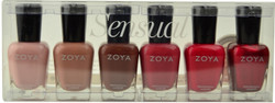 Zoya 6 pc Sensual 2019 Collection A