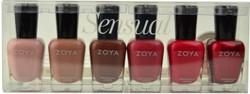 Zoya 6 pc Sensual 2019 Collection A