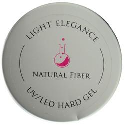 Light Elegance Natural Fiber Lexy Line UV / LED Hard Gel Builder (1.79 fl. oz. / 50 mL)