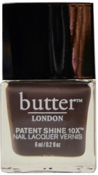 Butter London Mink Grey Patent Shine 10X (Week Long Wear)
