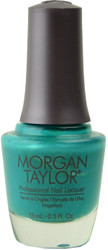 Morgan Taylor Sir Teal To You