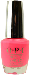 OPI Infinite Shine Orange You a Rock Star? (Week Long Wear)