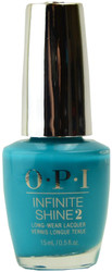 OPI Infinite Shine Dance Party 'Teal Dawn (Week Long Wear)