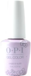 OPI Gelcolor A Hush of Blush (UV / LED Polish)