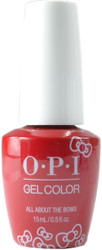 OPI Gelcolor All About the Bows (UV / LED Polish)