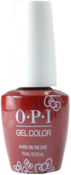 OPI Gelcolor A Kiss on The Chic (UV / LED Polish)