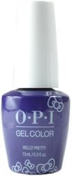 OPI Gelcolor Hello Pretty (UV / LED Polish)