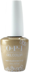 OPI Gelcolor Many Celebrations to Go! (UV / LED Polish)
