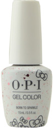 OPI GelColor Born to Sparkle (UV / LED Polish)