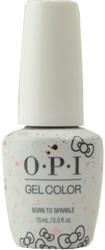 OPI GelColor Born to Sparkle (UV / LED Polish)