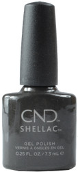 Cnd Shellac Powerful Hematite (UV / LED Polish)
