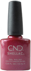 Cnd Shellac Rebellious Ruby (UV / LED Polish)