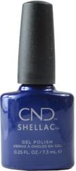 Cnd Shellac Sassy Sapphire (UV / LED Polish)