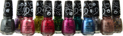 China Glaze 12 pc Sesame Street Holiday 2019 Collection