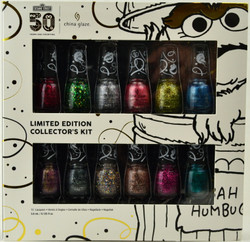 China Glaze 12 pc Sesame Street Holiday 2019 Mini Set
