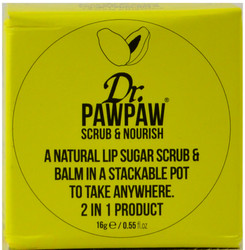Dr. Paw Paw Scrub & Nourish Lip Scrub And Balm (16 g / 0.55 fl. oz.)