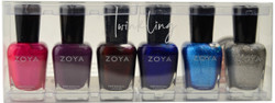 Zoya 6 pc Twinkling Collection B