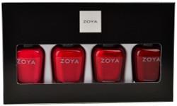 Zoya 4 pc Holiday Quad 4 Set