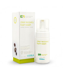 Coola Sunscreen ER+ Clear Recovery Foam Wash (3.4 fl. oz. / 100 mL)
