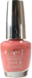OPI Infinite Shine Mural Mural on the Wall (Week Long Wear)