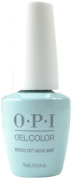 OPI Gelcolor Mexico City Move-mint (UV / LED Polish)