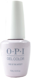 OPI Gelcolor Hue Is the Artist?