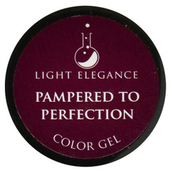 Light Elegance Pampered to Perfection Color Gel (UV / LED Gel)