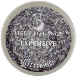 Light Elegance Expensive Glitter Gel (UV / LED Gel)