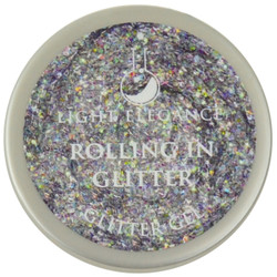 Light Elegance Rolling in Glitter Glitter Gel (UV / LED Gel)