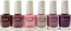 Color Club 6 pc Wild Mulberry Collection