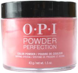 OPI Powder Perfection Cajun Shrimp