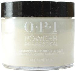 OPI Powder Perfection Do You Take Lei Away?
