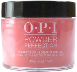 OPI Powder Perfection Dutch Tulips