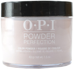 OPI Powder Perfection Tiramisu for Two