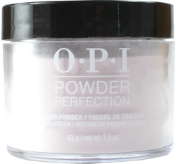 OPI Powder Perfection Suzi Needs a Loch-Smith