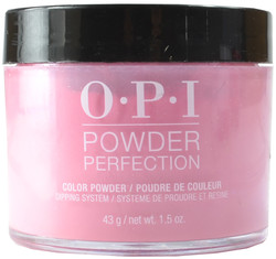 OPI Powder Perfection Strawberry Margarita