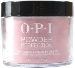 OPI Powder Perfection Cozu-Melted in the Sun