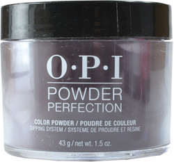 OPI Powder Perfection Good Girls Gone Plaid