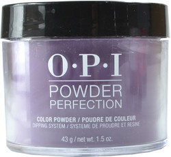 OPI Powder Perfection Lincoln Park After Dark