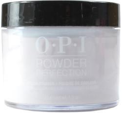OPI Powder Perfection Don't Bossa Nova Me Around