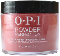 OPI Powder Perfection I'm Not Really a Waitress