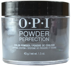 OPI Powder Perfection Black Onyx