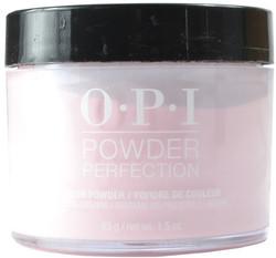 OPI Powder Perfection Stop It I'm Blushing!
