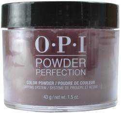 OPI Powder Perfection Black Cherry Chutney