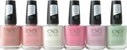 Cnd Vinylux 6 pc English Garden Collection