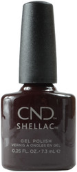 Cnd Shellac Black Cherry (UV / LED Polish)